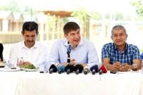 HOBİ BAHÇESİ - Türel'den Çetin Osman Budak'a Cevap