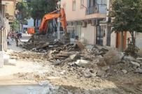NAMIK KEMAL - Turgutlu'da Çalışmalar Hız Kesmiyor