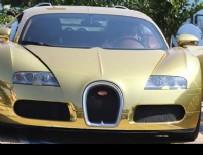 HOLLYWOOD - Ünlü oyuncunun dudak uçuklatan arabası