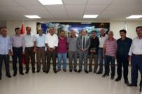 İBRAHİM KORKMAZ - Vali Ali Hamza Pehlivan, Köy Muhtarlarının Sorun Ve Taleplerini Dinledi