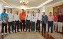 İBRAHIM ÇIFTÇI - Vali Azizoğlu, Başarılı Sporcuları Ödüllendirdi
