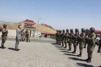 Vali Elban, İran Sınırında İncelemede Bulundu