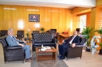BAŞSAVCı - Vali Kaban, Başsavcı Usta'ya Hoş Geldin Ziyaretinde Bulundu