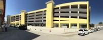 ŞEREFIYE - Van Büyükşehir Belediyesinin Çok Katlı Otoparkı Hizmete Giriyor