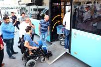 Yozgat'ta Halk Otobüsleri Engelli Vatandaşlar İçin Yenilendi