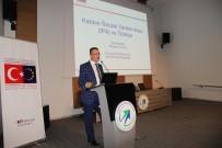 İSMAİL HAKKI ERTAŞ - AB Mali Yardımları Eğitim Toplantısı Yapıldı