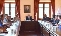 TELEKONFERANS - Afyonkarahisar'da İl Spor Güvenlik Kurulu Toplantısı Yapıldı