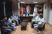 AK Parti Diyarbakır Ve Mardin Teşkilatları Buluştu