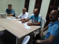 BILECIK MERKEZ - AK Parti, Hürriyet Mahallesinde Danışma Meclisi Toplantısı Yaptı
