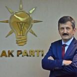 ÇAYDEĞIRMENI - AK Parti İlçe Kongreleri Eylül Ayında Yapılacak