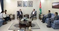 TEMSİLCİLER MECLİSİ - Amman Büyükelçisi Karagöz, Tarawneh İle Görüştü