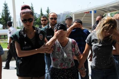 Uyuşturucu operasyonunda 75 yaşındaki kadın gözaltına alındı!