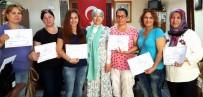 MAHALLE MUHTARLIĞI - Aydın'da Ev Hanımları Meslek Ediniyor