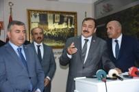 SINOP VALISI - Bakan Eroğlu Açıklaması 'Kestane Balı Üretiminde Sinop'u Şaha Kaldıracağız'