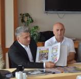 BASIN KARTI - Basın İlan Kurumu Genel Müdür Yardımcısı Canbey Trabzon'da Basın Mensuplarıyla Buluştu