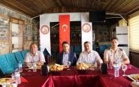 SOSYAL BELEDİYECİLİK - Başkan Tutal, Kalkınma Şöleni'ni Değerlendirdi