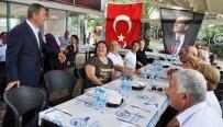 Başkan Uysal, Gazi Ve Aileleri İle Buluştu