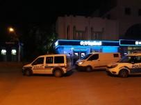 BANKAMATIK - Başkent'te Film Gibi Banka Soygunu