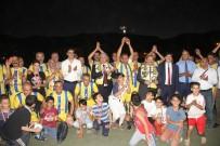VEDAT DEMİRÖZ - Bitlis'te Futbol Turnuvası