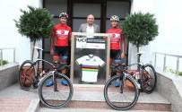 Büyükşehir Belediye Bisiklet Takımı'na Tebrik