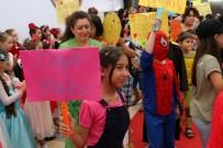 HAŞIM İŞCAN - Çocuk Hakları Eğitimi Kıyafet Balosuyla Taçlandı