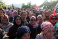 ÖZGÜRLÜK - Cumhurbaşkanı Erdoğan Giresun'da