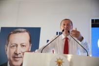 16 NİSAN HALK OYLAMASI - Cumhurbaşkanı Erdoğan Yoklama Yaptı