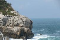 Denizde Kaybolan Liseli Genci Arama Çalışmaları Sürüyor