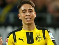 AZİZ YILDIRIM - Dortmund'dan Emre Mor açıklaması