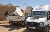 YURTTAŞ - Ereğli Belediyesinden Selden Zarar Vatandaşa Yardım Eli