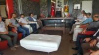 HÜSEYIN KÖKSAL - Eskişehirspor'un İlk Hafta Deplasman Giderini Sağlık-Sen Karşılayacak