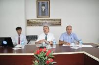 Gönen'de 'Spor' Toplantısı