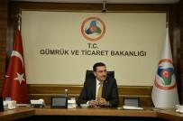 GEZİ PARKI - Gümrük Ve Ticaret Bakanı Bülent Tüfenkci Açıklaması