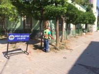 MIHENK TAŞı - İnönü'de Bayram Öncesi Temizlik Seferberliği