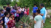 FILYOS - Irmakta Boğulan Genci Arkadaşları Unutmadı