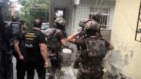 RUMELI HISARı - İstanbul'da Hırsızlık Çetesine Özel Harekat Destekli Operasyon