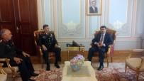 ZEKI ÇOLAK - Kara Kuvvetleri Komutanı Orgeneral Çolak'tan Vali Şahin'e Veda Ziyareti