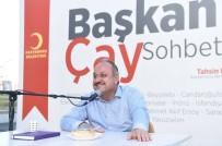 BAKIM MERKEZİ - Kastamonu Belediye Başkanı Tahsin Babaş;