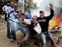 DEVLET BAŞKANLIĞI SEÇİMİ - Kenya'daki seçimlerde gerginlik