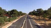 ŞEHİR İÇİ - Kepez Belediyesi'nden Kaliteli Yollar