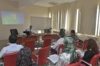 MEHMET AKGÜL - KMÜ'de Aday Memur Eğitimi Tamamlandı
