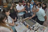 KÜLTÜR BAKANLıĞı - KMÜ'de Yabancı Uyruklu Öğrencilere Yönelik Kültürel Faaliyetler Devam Ediyor