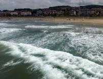 BAŞ DÖNMESİ - Kocaeli'de önemli uyarı: Denize girmeyin