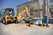 MAHMUTLAR - Mahmutlara Yeraltı Çöp Konteyneri