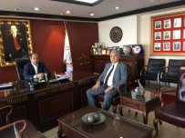 TÜRKIYE BAROLAR BIRLIĞI - Malatya'da Adliye Sarayı Ve Sosyal Tesis Yapımına Aynı Anda Başlanacak