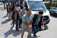 Manisa'da FETÖ Soruşturması Açıklaması 5 Tutuklama