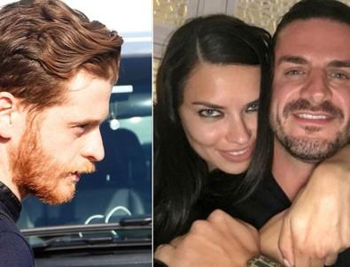 Metin Hara ile aşk yaşayan Adriana Lima eski sevgilisiyle buluştu