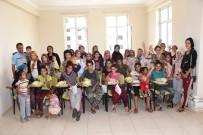 Mevsimlik Tarım İşçilerinin Çocukları Gönüllerince Eğlendi