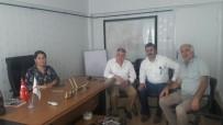 SENDİKA BAŞKANI - MHP'den Tekstil İşçilerine Destek