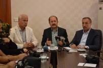 MAHMUTLAR - Milletvekili Demir Açıklaması 'Yüzde 50'Nin Üzerine Çıkmamız Gerek'